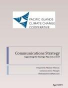 PICCC Communications Strategy