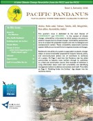 Pacific Pandanus Newsletter January 2016