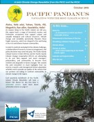 Pacific Pandanus Newsletter October 2015
