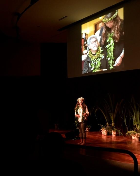 Lea Kekuewa, Hawaii - 'A different pair of eyes'
