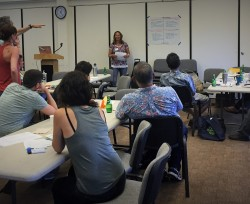 Local resource managers discuss different combinations of climate drivers and consider the planning implications for Maui, Lānaʻi, and Kaho'olawe.